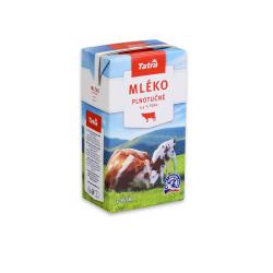 Tatra mléko trvanlivé 3,5%